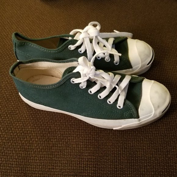 1b780056b14e Converse Shoes - Jack Purcell Converse Chuck Taylors Forest Green 7